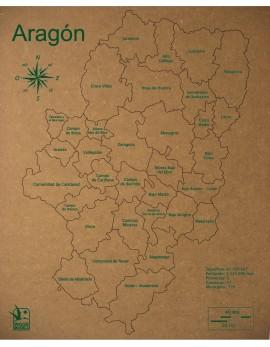 ROMPECABEZAS COMARCAS DE ARAGON 300x370