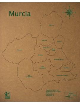 ROMPECABEZAS COMARCAS DE MURCIA 300x370